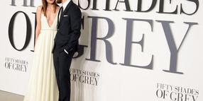 "Dakota Johnson und Jamie Dornan sind die Stars des Films ""Fifty Shades of Grey""."
