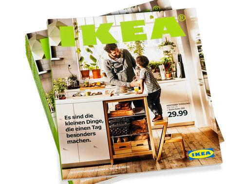 der neue ikea katalog kommt in rekordauflage und erscheint. Black Bedroom Furniture Sets. Home Design Ideas