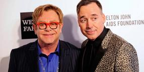 Haben geheiratet: Elton John (links) und David Furnish.