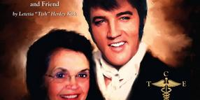 "Foto: Cover des Buches von Letetia Henley Kirk, der Titel ""Taking Care of Elvis""."