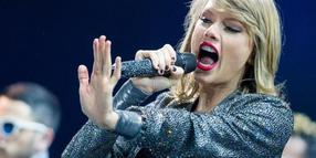 Foto: Erhält Morddrohungen per Twitter: US-Superstar Taylor Swift.