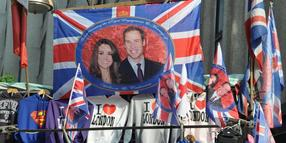 Prinz William und Kate Middleton heiraten am 29. April.