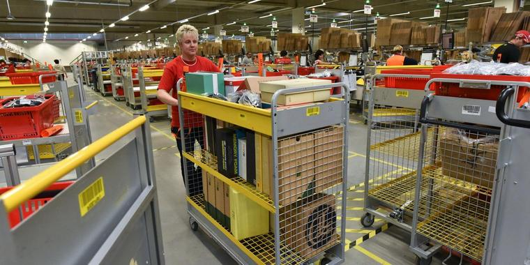 Amazon in Bad Hersfeld (Hessen)