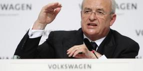 VW-Chef Martin Winterkorn