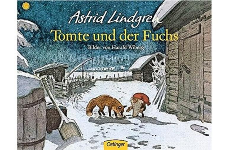 Astrid Lindgren (Text), Harald Wiberg (Illustrationen)