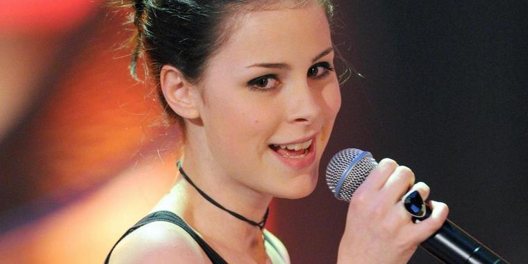 Deutschlands Grand-Prix-Hoffnung Lena Meyer-Landrut