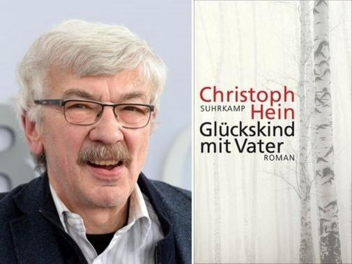 op buchtipp christoph hein gl ckskind mit vater ein. Black Bedroom Furniture Sets. Home Design Ideas