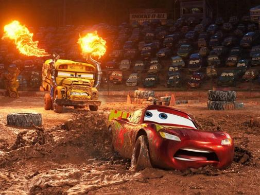 "OP-Filmtest ""Cars 3: Evolution"" – op-marburg.de / Oberhessische ..."