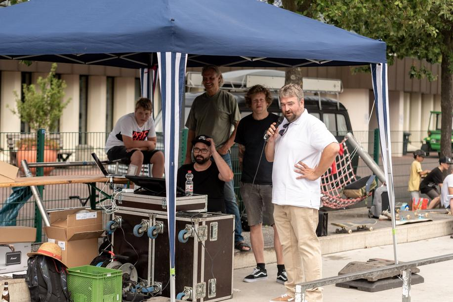 5. Skate-Rock-Bash in Marburg