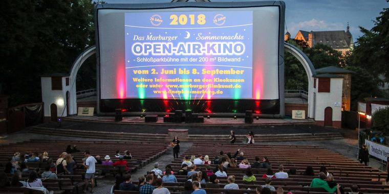 Open Air Kino Marburg