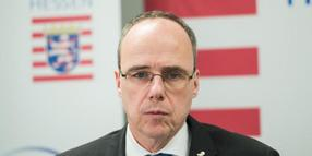 Innenminister Peter Beuth (CDU).