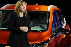 Die General Motors Chefin Mary Barra.
