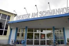 Das Landestheater «Theater am Schwanhof » in Marburg.