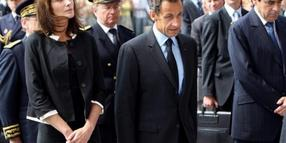 Bruni-Sarkozy Air France Brasilien Absturz Notre Dame