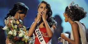 And the Winner is... Miss Venezuela.