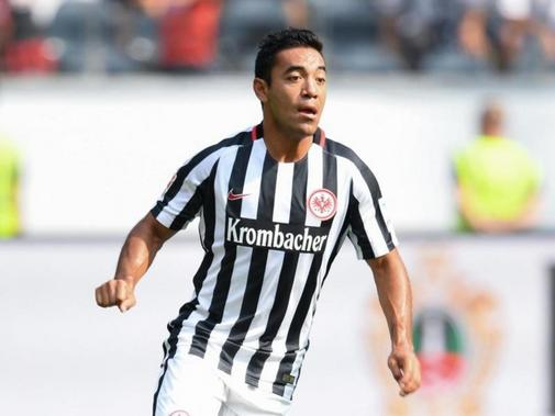 Frankfurts Marco Fabian in Aktion.