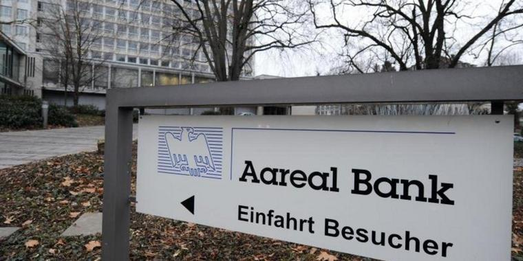 Aareal Bank in Wiesbaden.