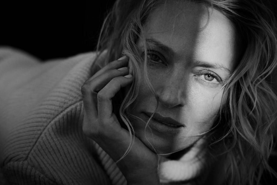Peter Lindbergh Uma Thurman, New York, 2016