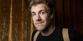 Comedian Luke Mockridge.