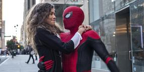 "Eine Szene des Films ""Spider-Man: Far From Home."""