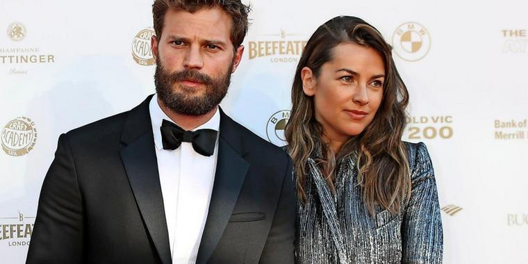 "Der ""Fifty Shades of Grey""-Star Jamie Dornan und Amelia Warner erwarten drittes Kind."