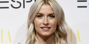 Das Model Lena Gercke.