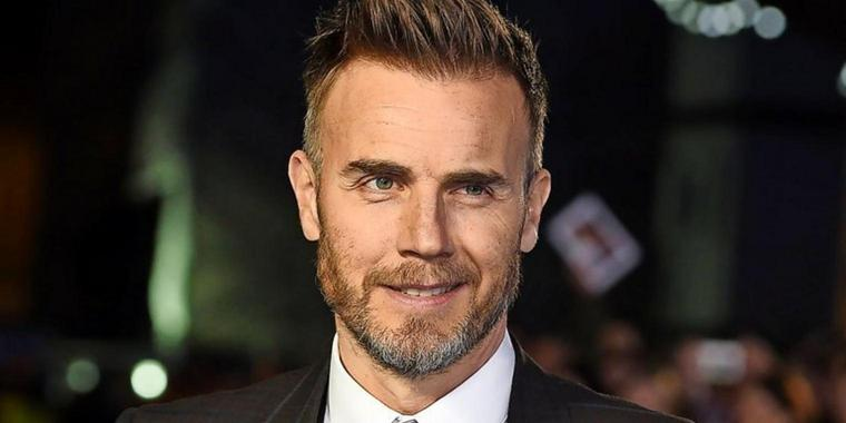 """Take That""-Sänger Gary Barlow."