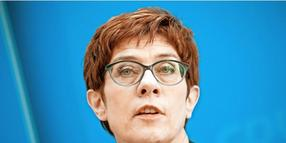 Annegret Kramp-Karrenbauer in Berlin (Archivfoto).