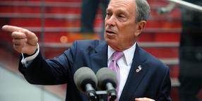 Michael Bloomberg war 12 Jahre Bürgermeister in New York.