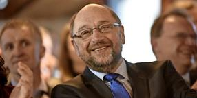 SPD-Shooting-Star: Martin Schulz.