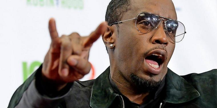 Football-Fan Sean Diddy Combs war früher als Puff Daddy bekannt.