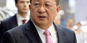 Nordkoreas Außenminister Ri Yong Ho.