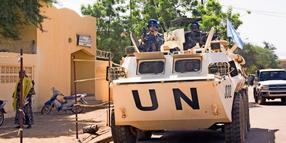 UN-Friedensmission in Mali.