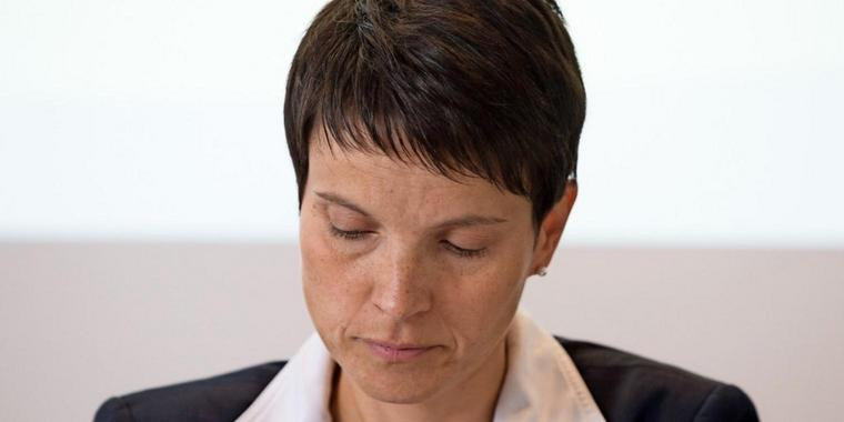 AfD-Chefin Frauke Petry.