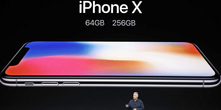 Im September stellte Apple das iPhone X im Steve Jobs Theater in Cupertino vor.